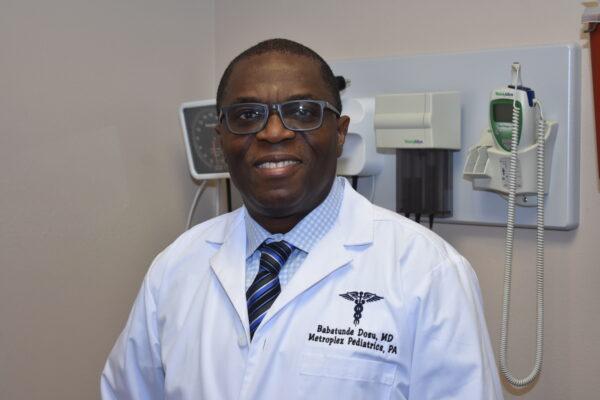 Dr. Babatunde I. Dosu, MD
