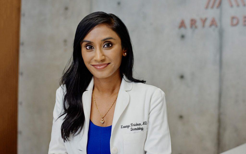 Lavanya Krishnan, MD, Board-Certified Dermatologist