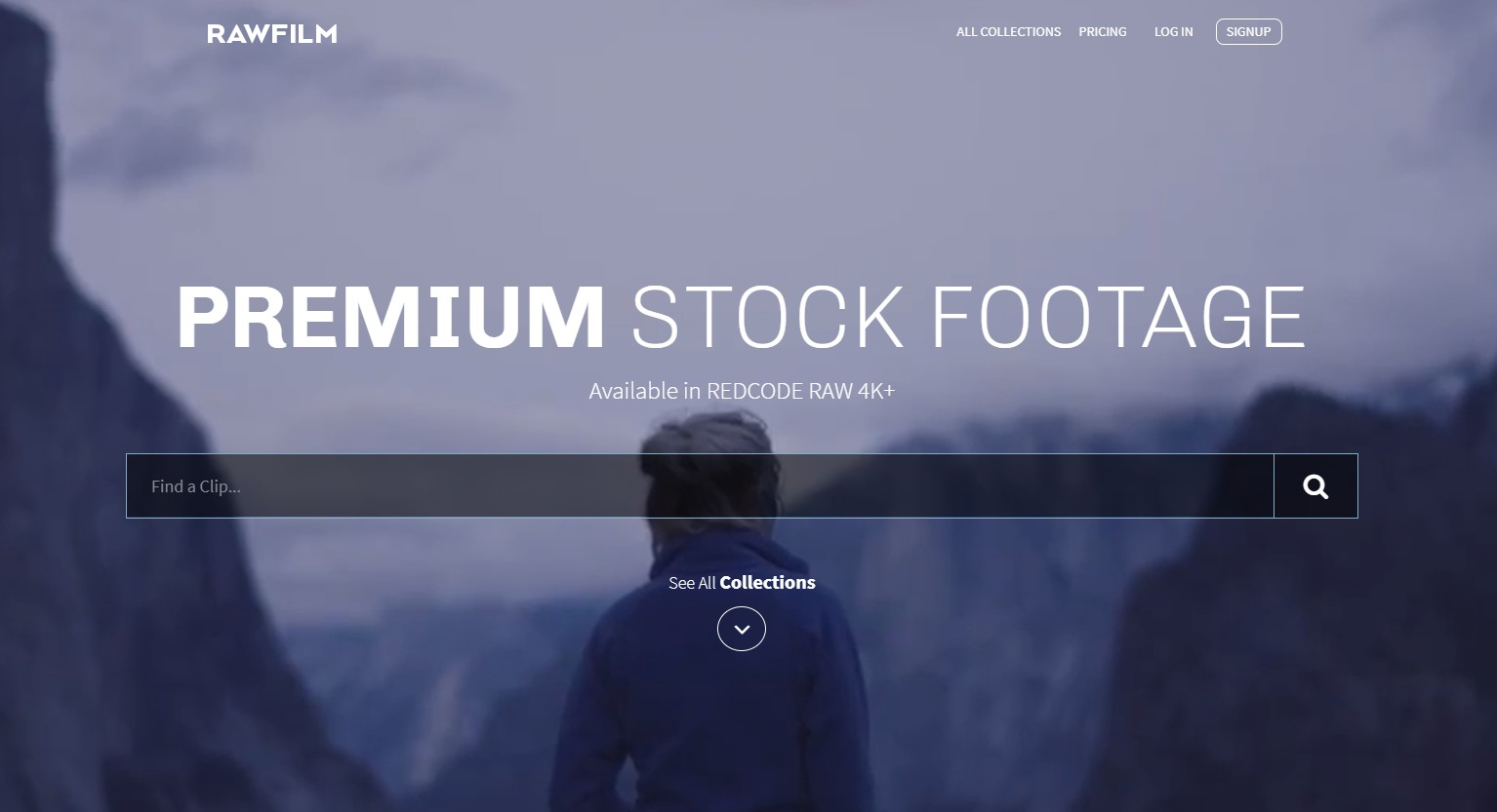 video stock websites - Rawfilm