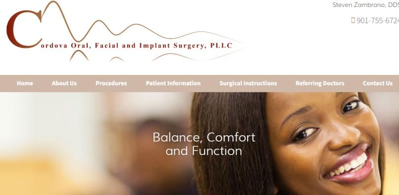 Cordova Oral Facial and Implant Surgery