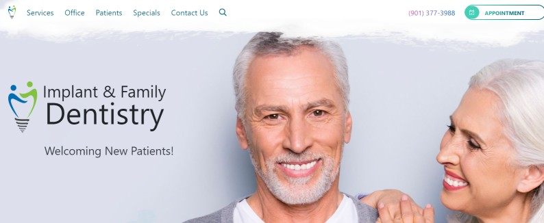 Implant and Family Dentistry Bartlett