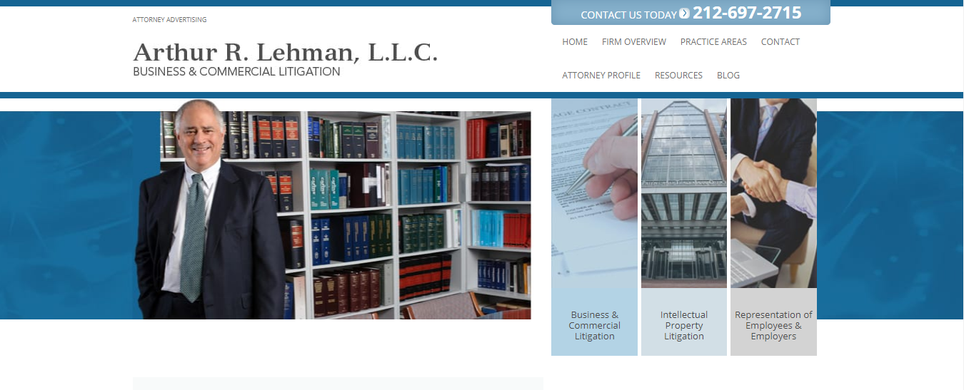 lehman barrister in new york