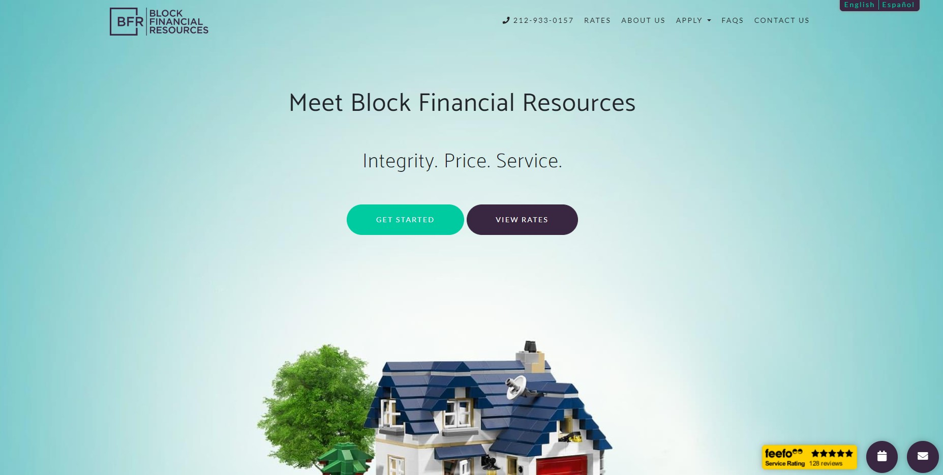 block financial mortgage broker in new york