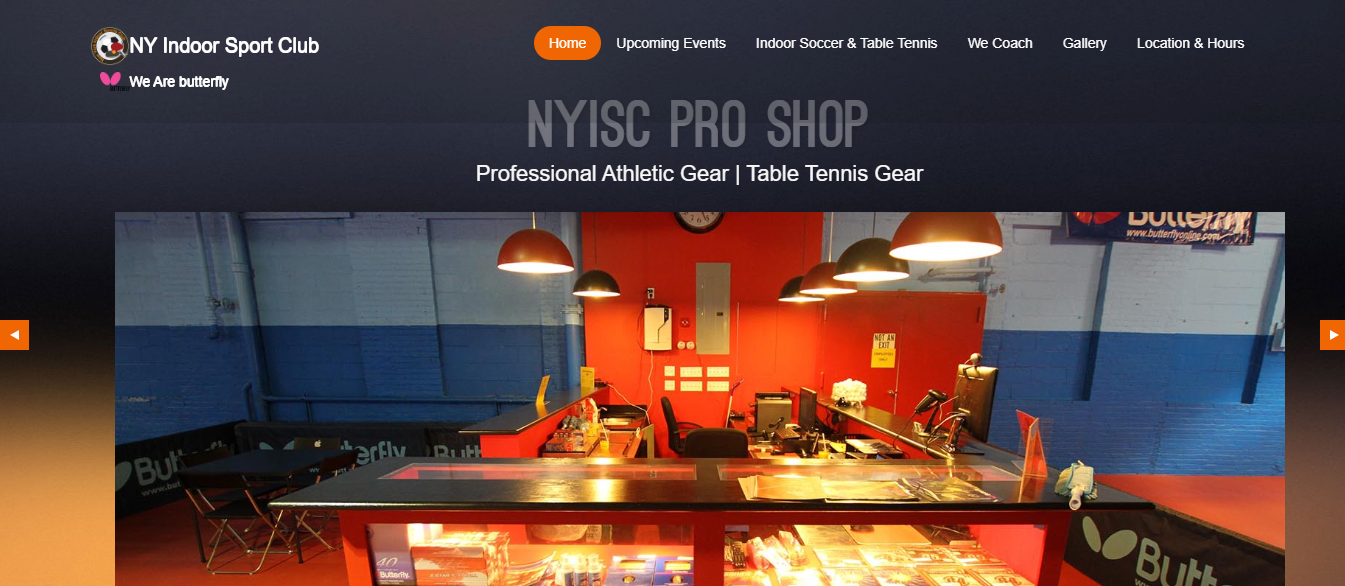 indoor sports club new york