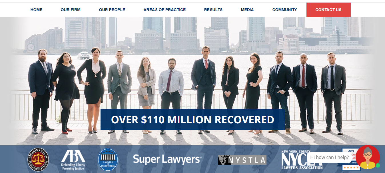 best unfair dismissal lawyers in new york city