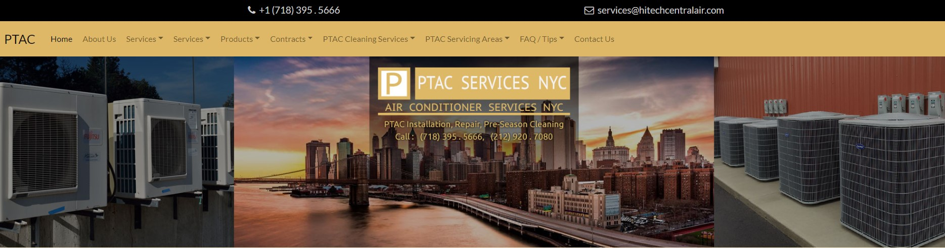 PTAC hvac services in new york