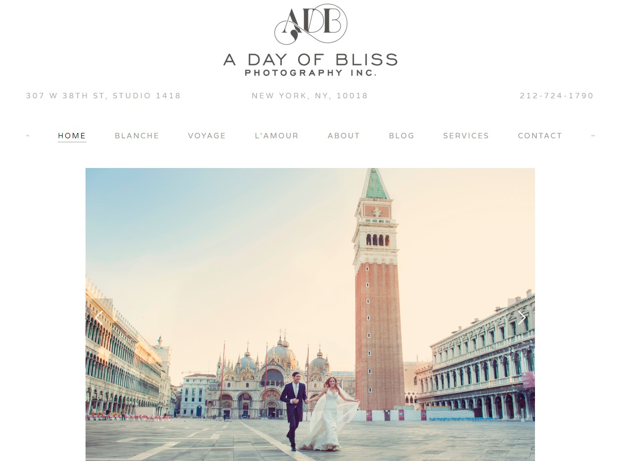 a day of bliss wedding photographers in new york