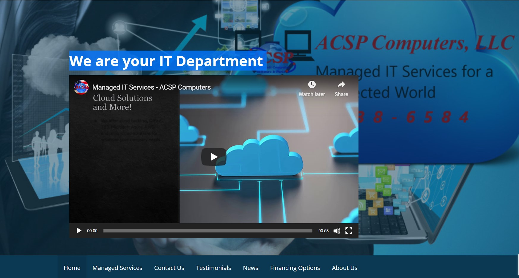 acsp it support in new york