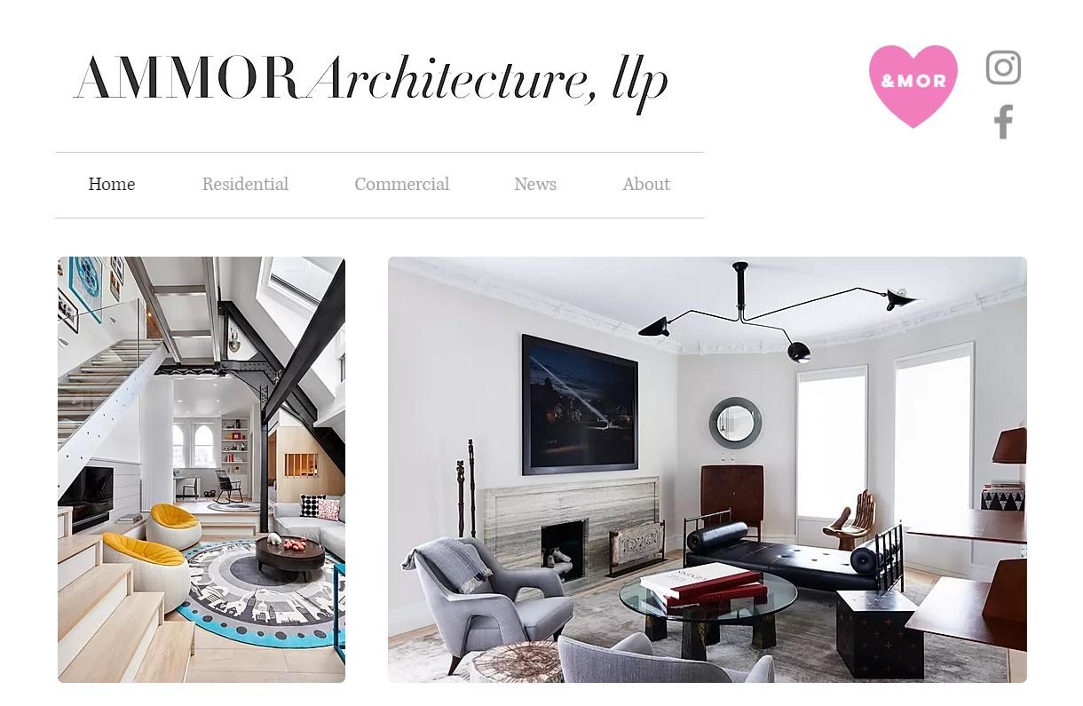 ammor architect in new york