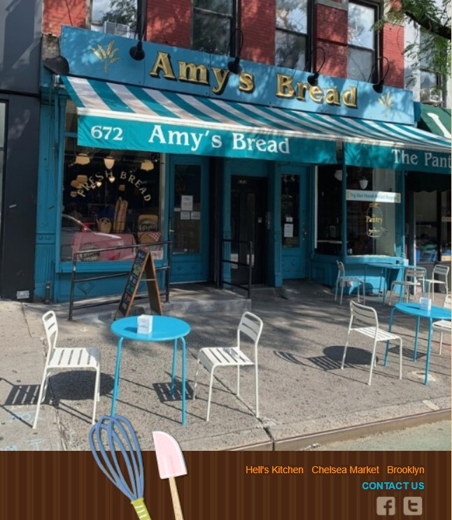 amy's bread bakery in new york