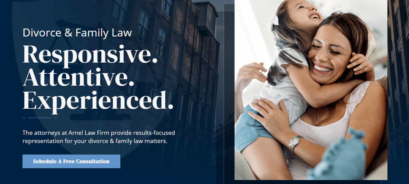 arnel law firm child custody lawyers in new york