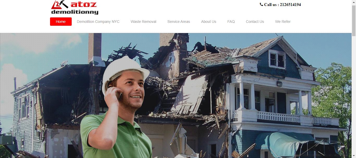 demolition company in new york