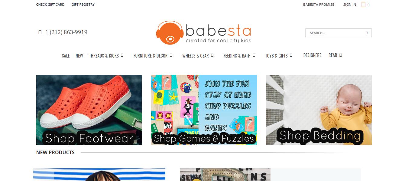 babesta baby supplies new york