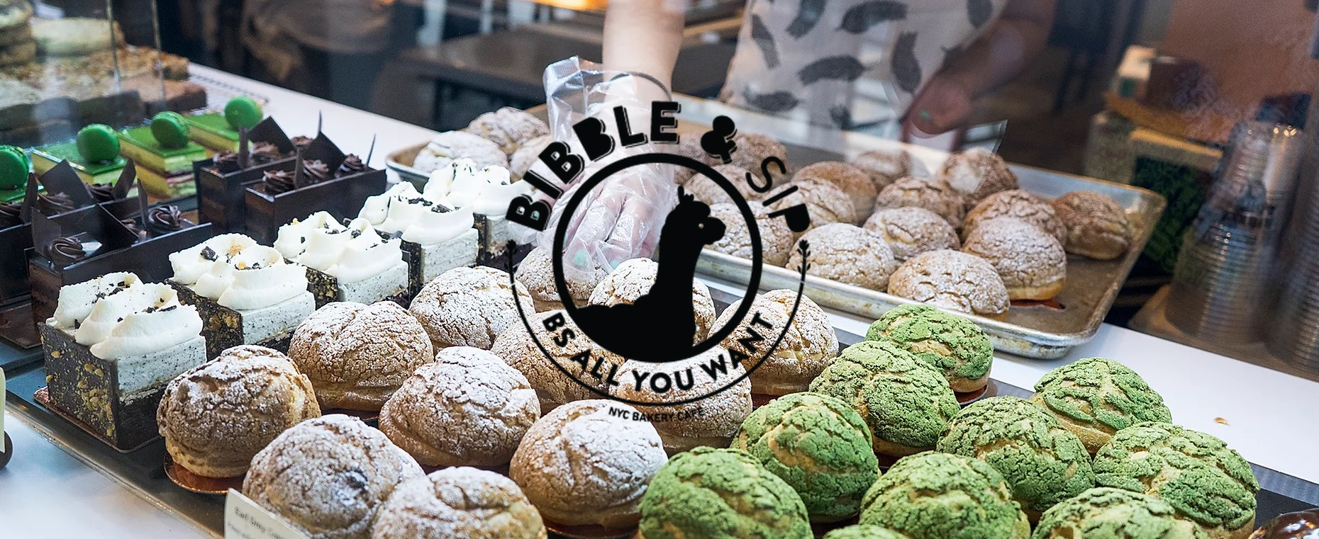 bibble & sip bakery in new york