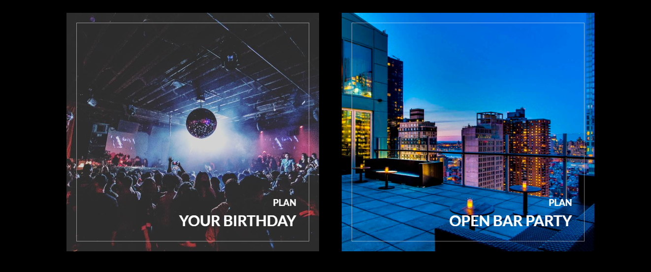 birthdays and bottles in new york