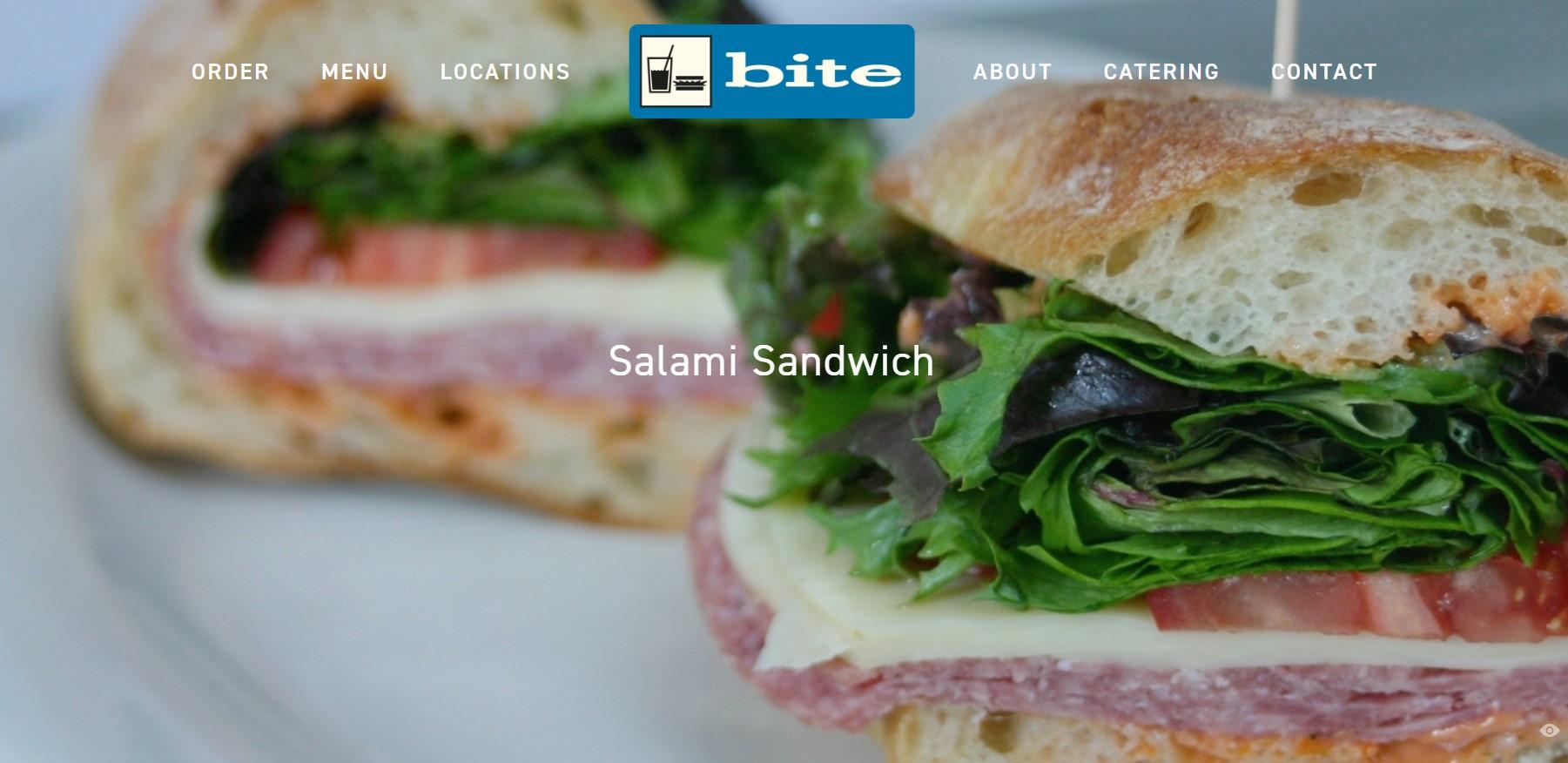 bite sandwich shop in new york