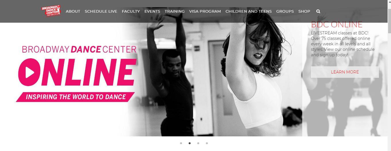 best dance instructors in new york broadway