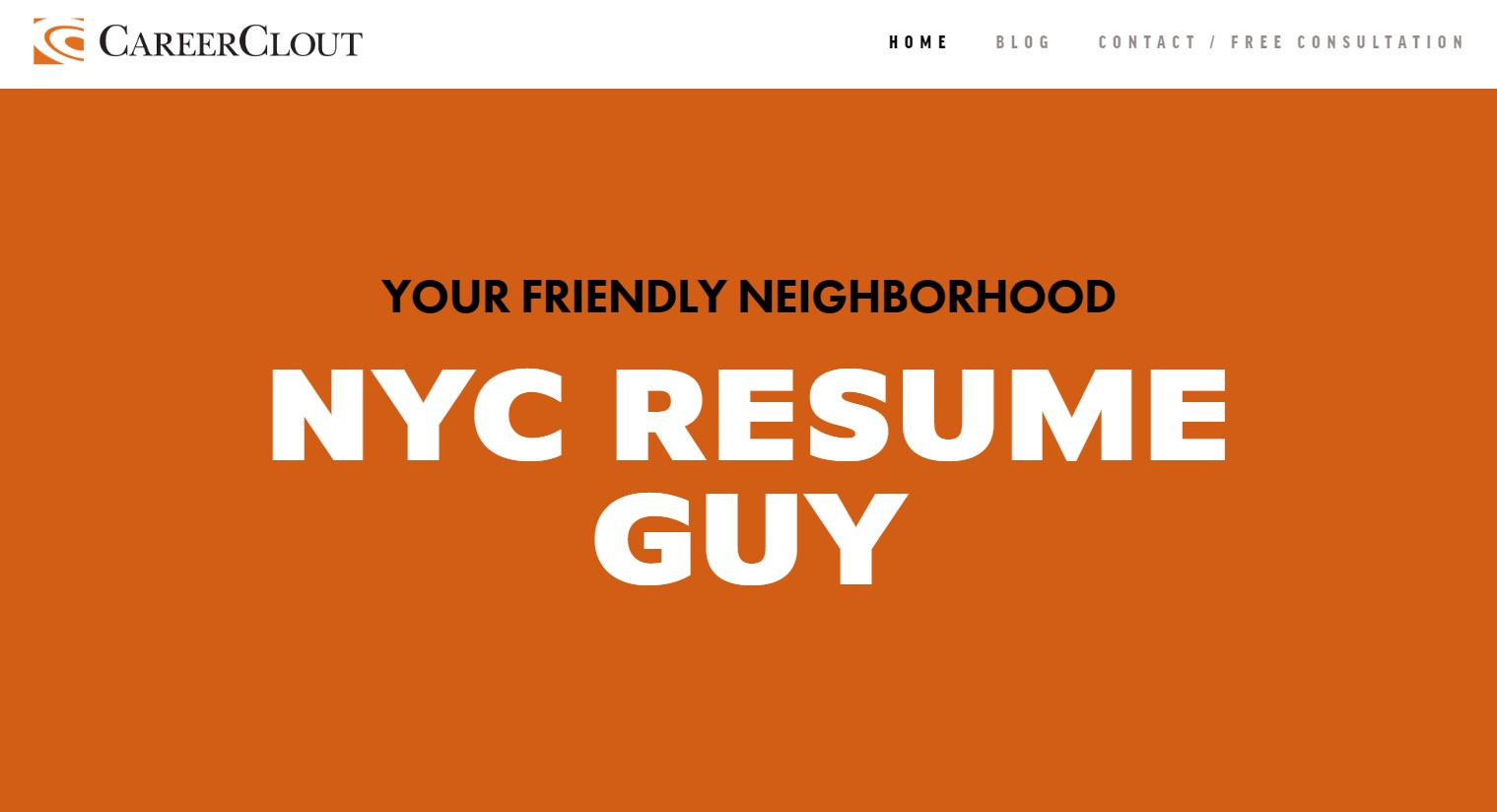 career clout resume writing in new york