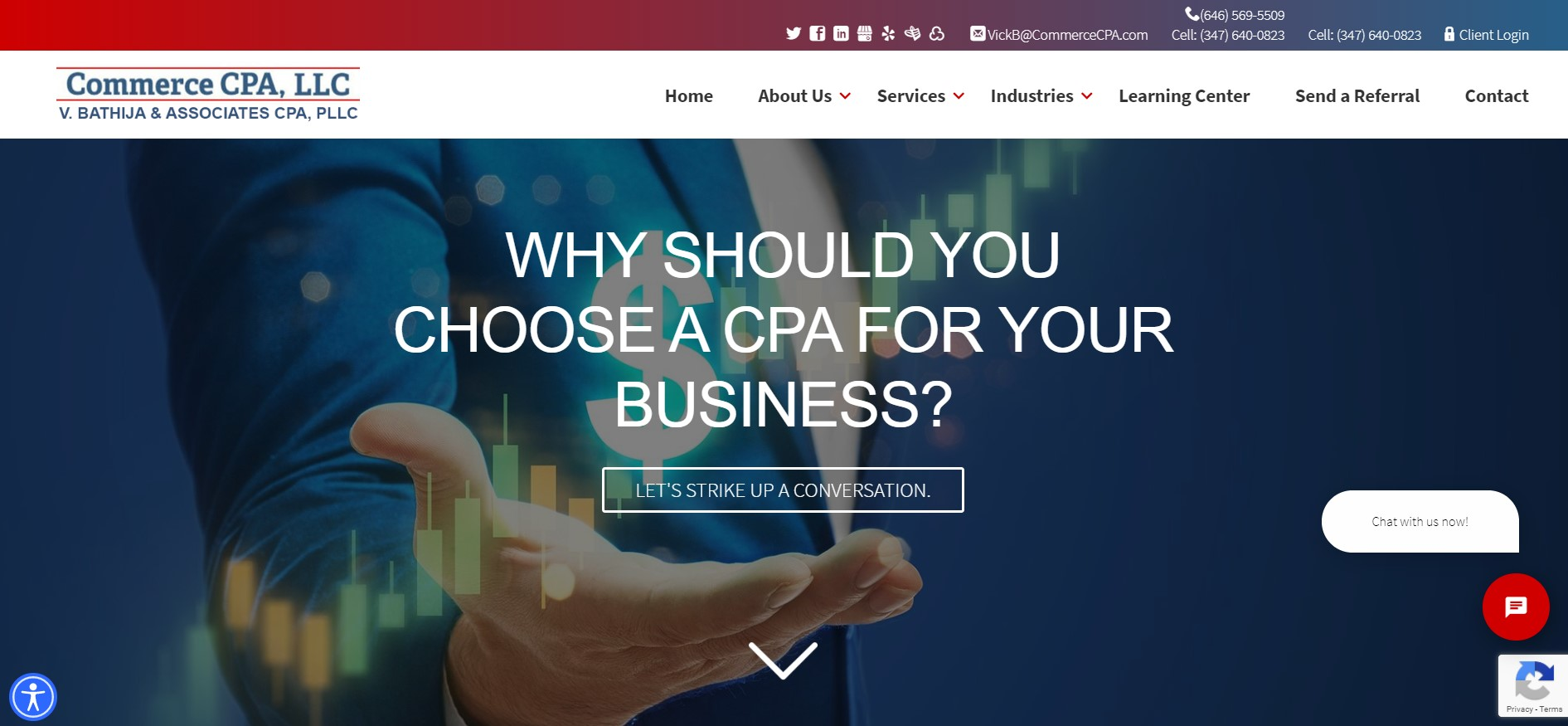 commerce cpa in new york