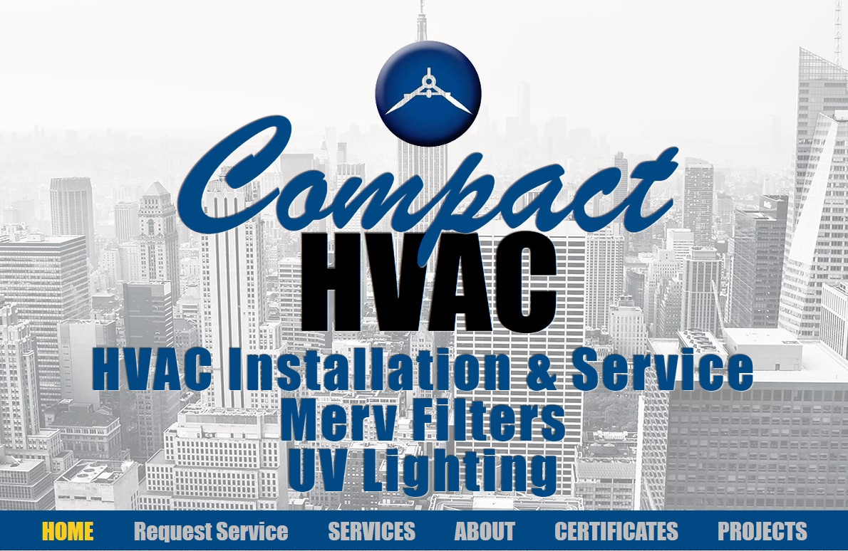compact hvac services in new york