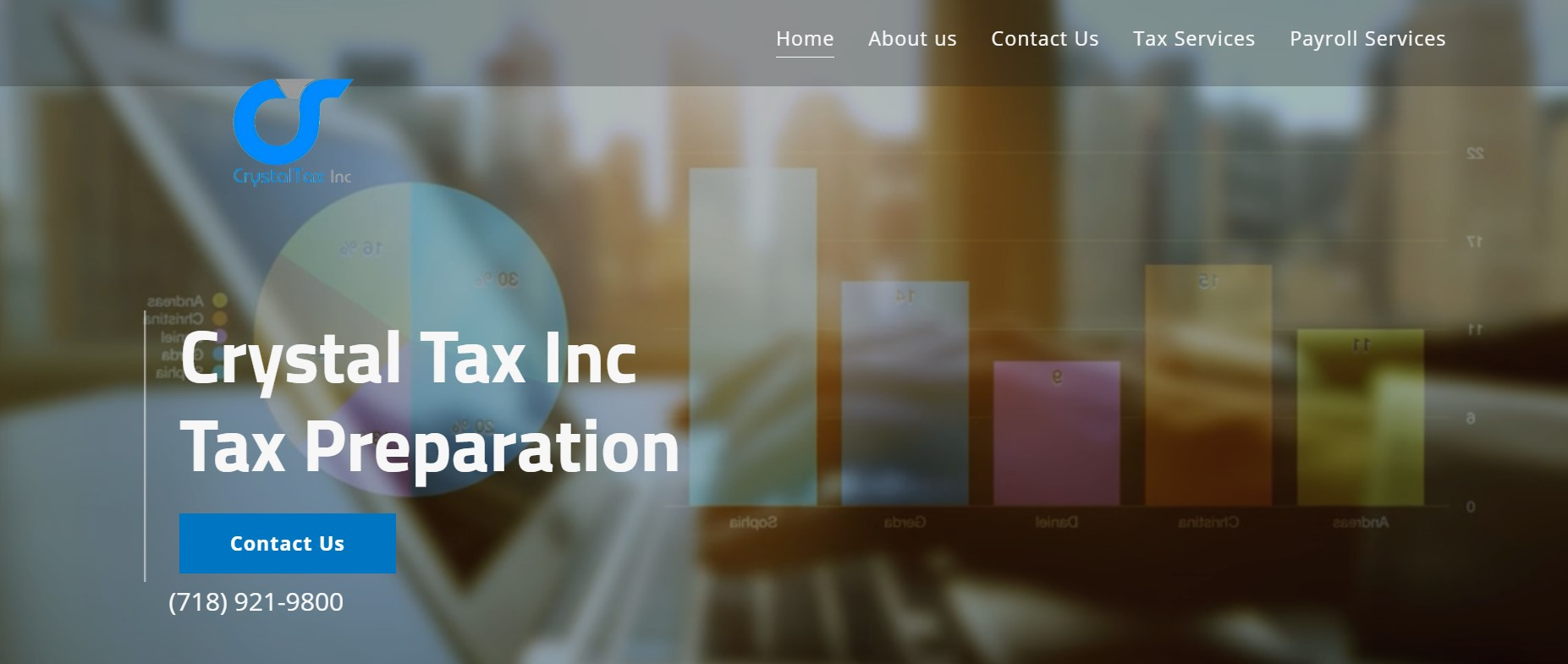 crystal tax services in new york