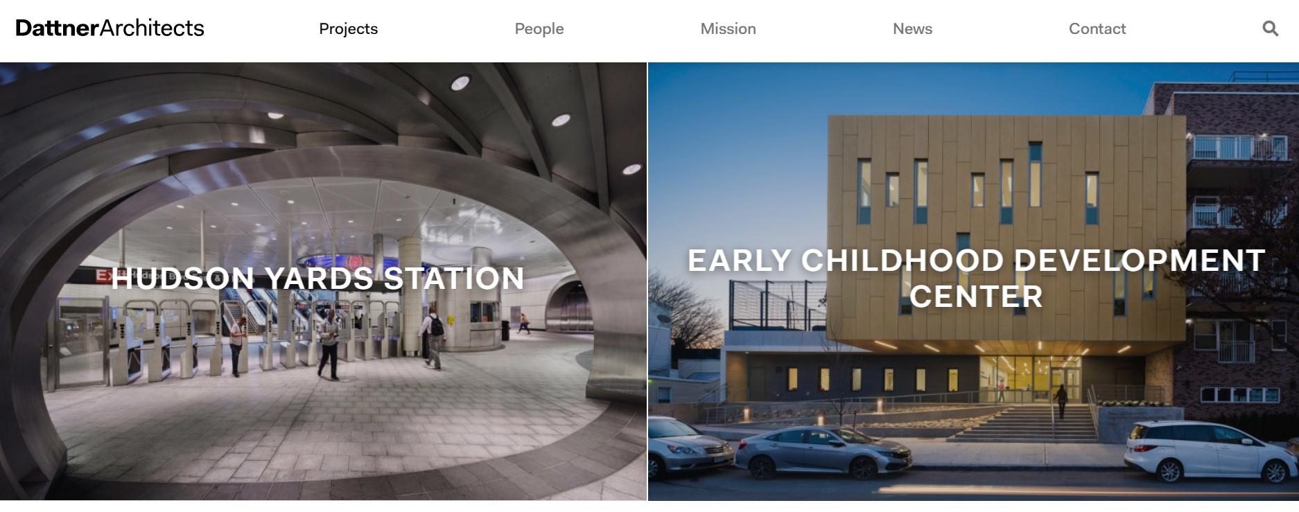 dattner architect in new york