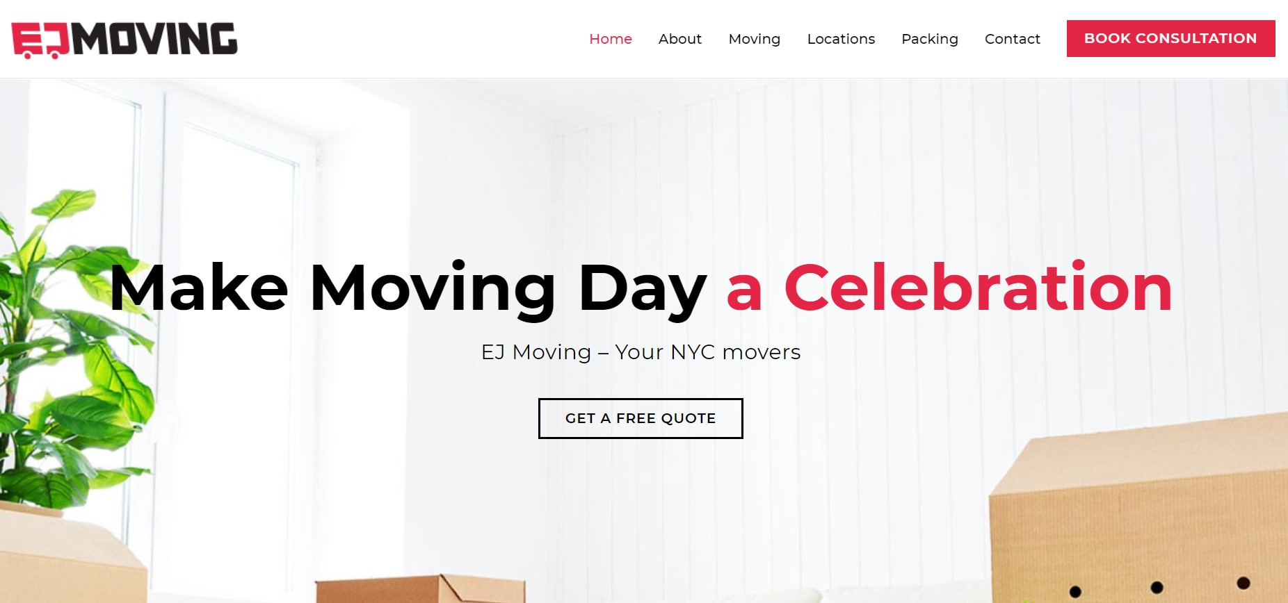 ej moving removalist in new york