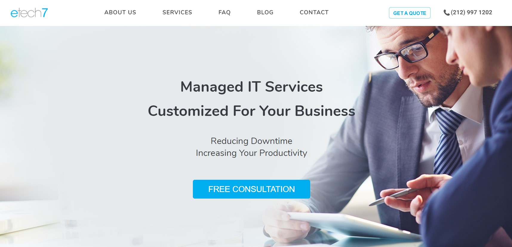 etech7 it support in new york