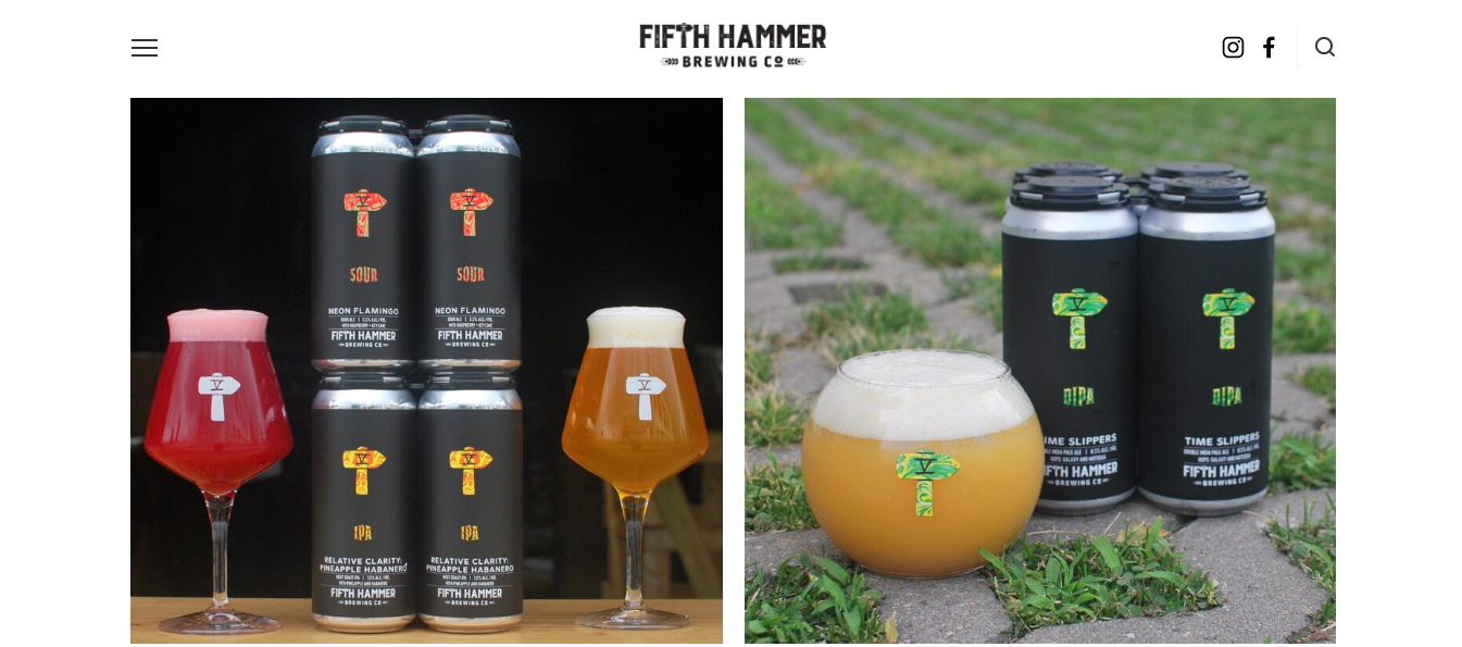 fifth hammer craft brewery in new york