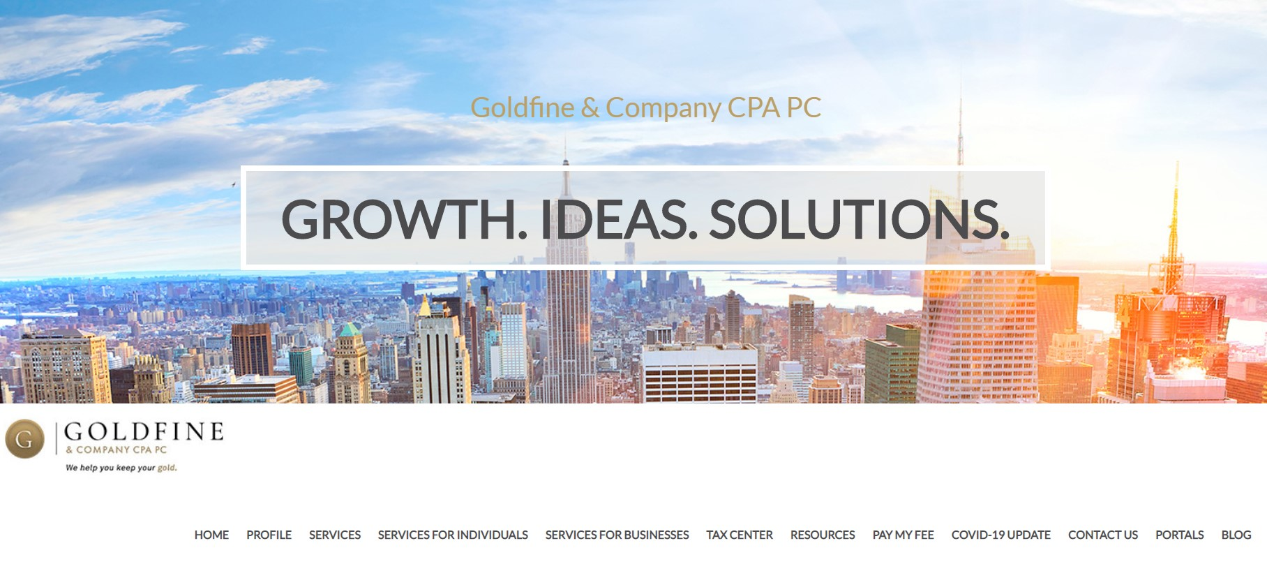 goldfine cpa firm in new york