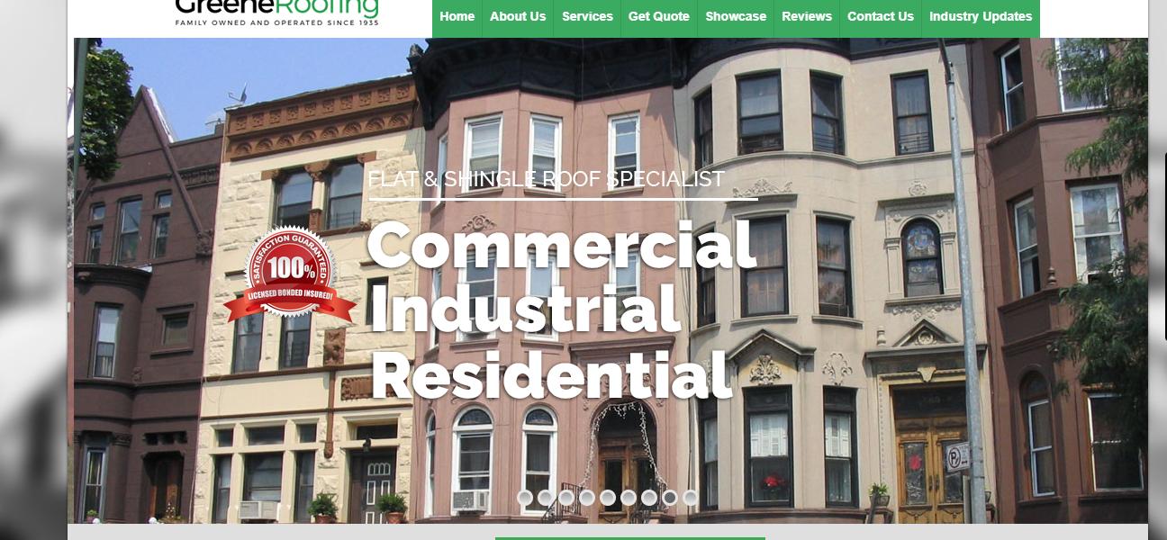 greene gutter installer in new york