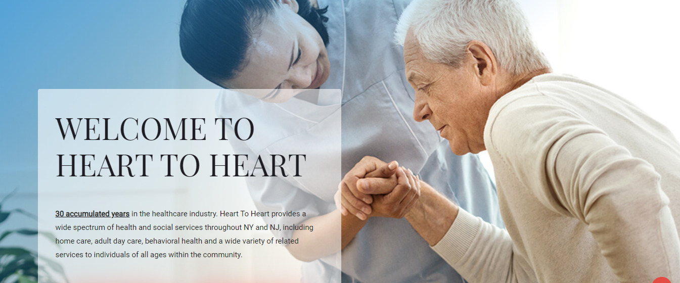 heart to heart disability home care new york
