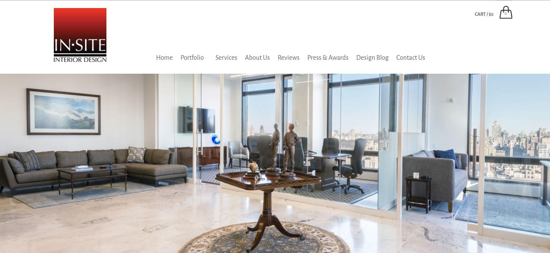 in site interior designer in new york
