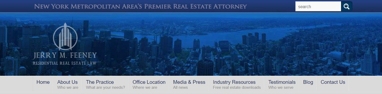 jerry feeney conveyancer in new york