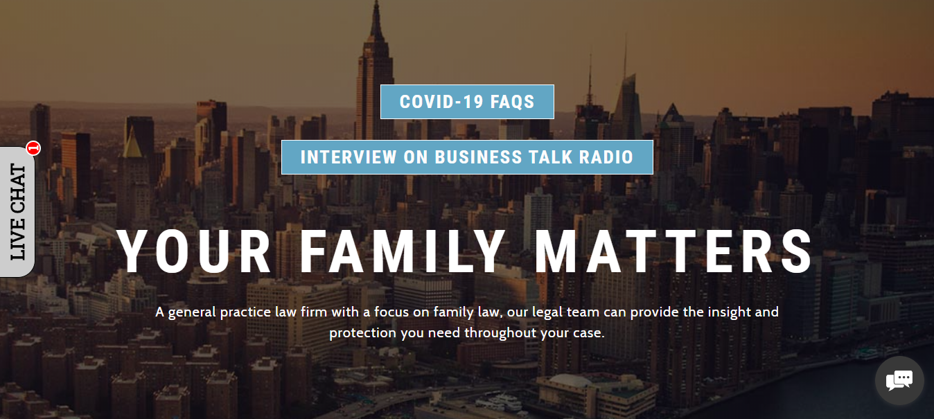 another child custody law firm in new york