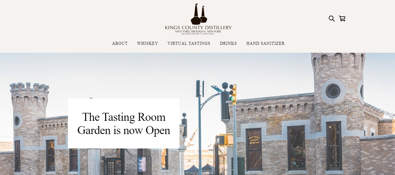 kings county distillery in new york