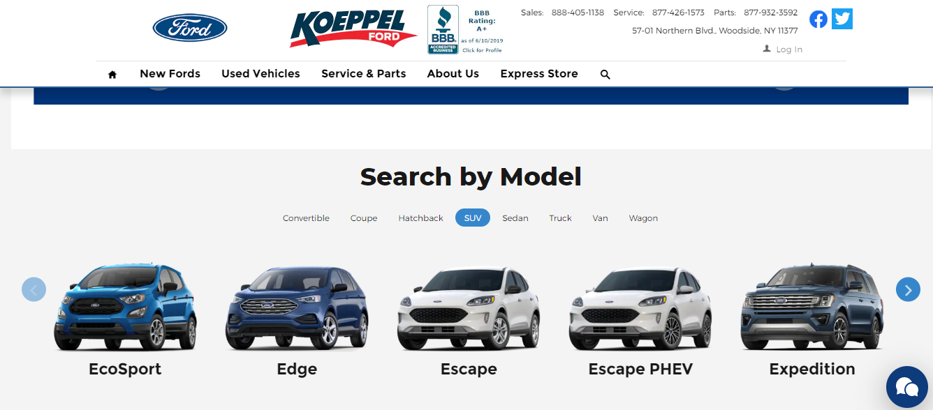 top ford dealer in new york