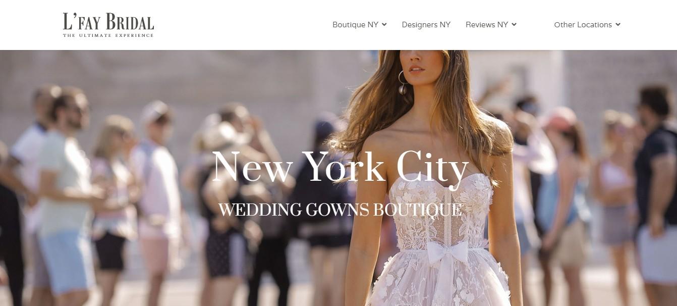 L'fay Bridal Shop
