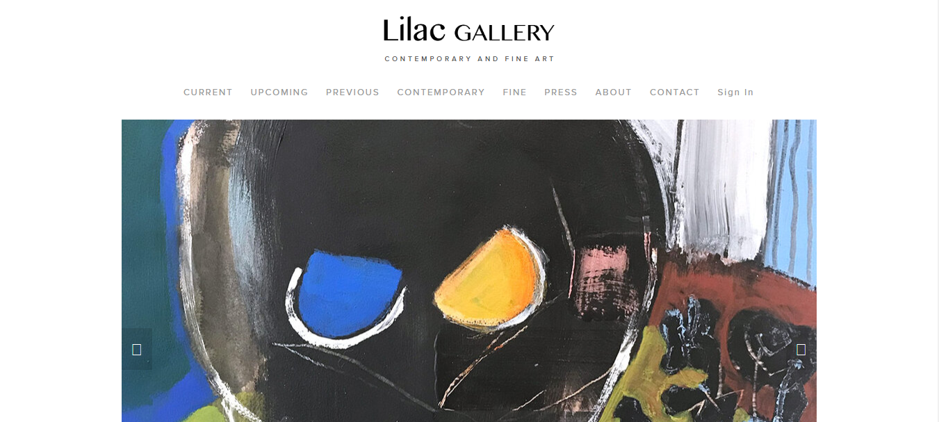 best art galleries in new york lilac