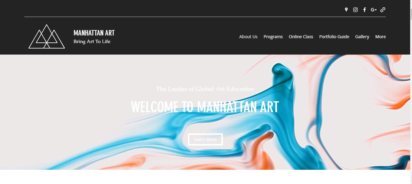 manhattan art class in new york