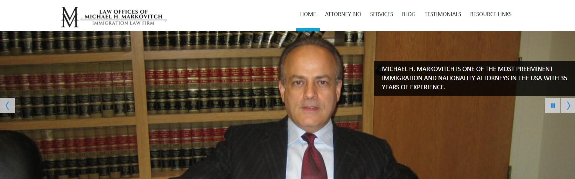 markovitch migration lawyer in new york