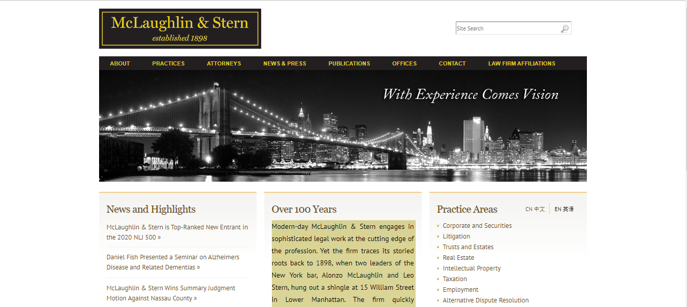 best constitutional law attorney in new york