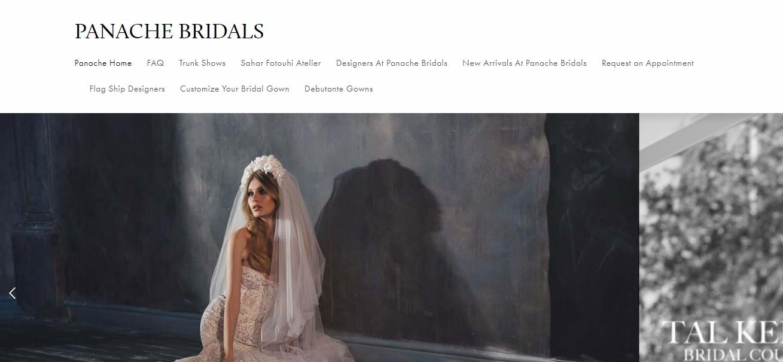 PANACHE BRIDALS