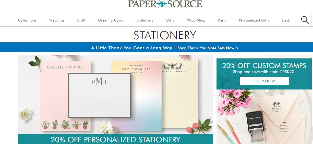 paper source new york