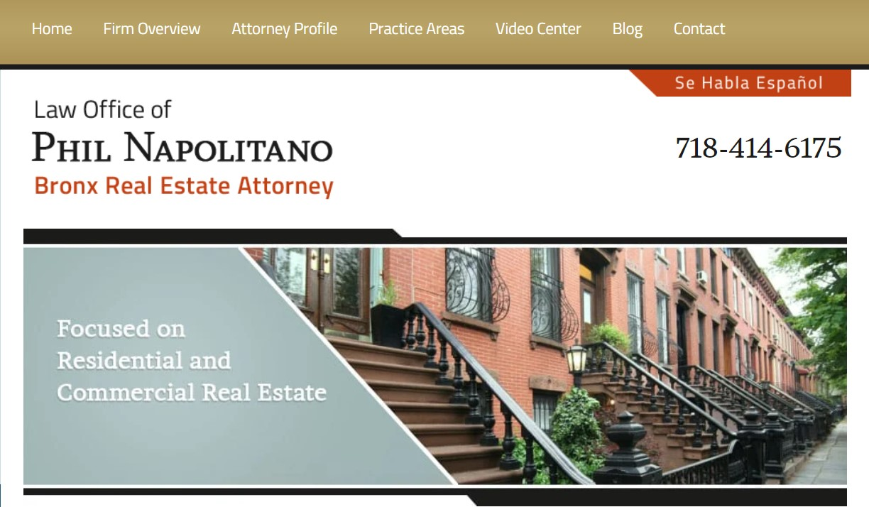 phil napolitano conveyancer in new york