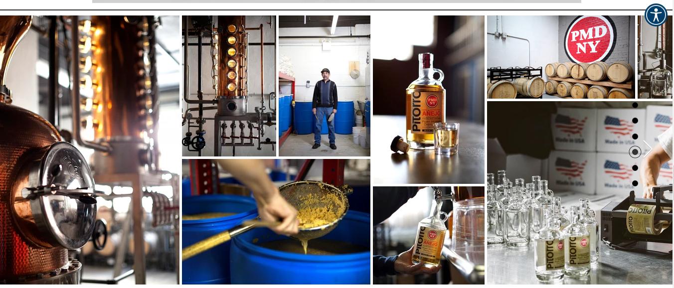 port morris distillery in new york