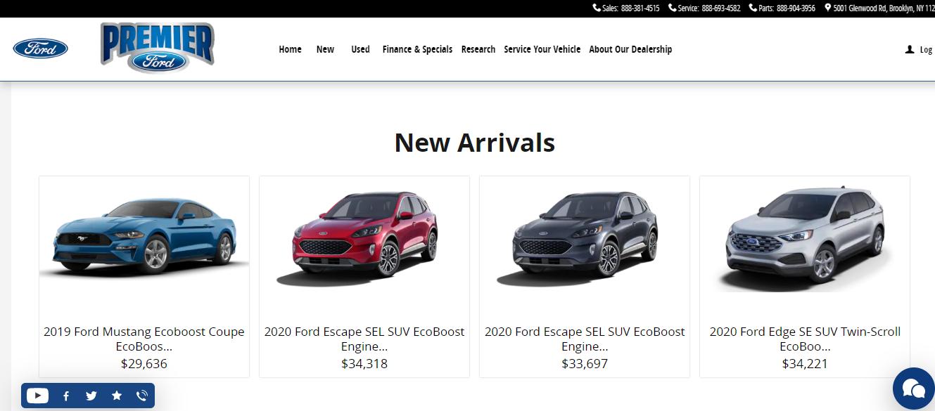 best ford dealer in new york