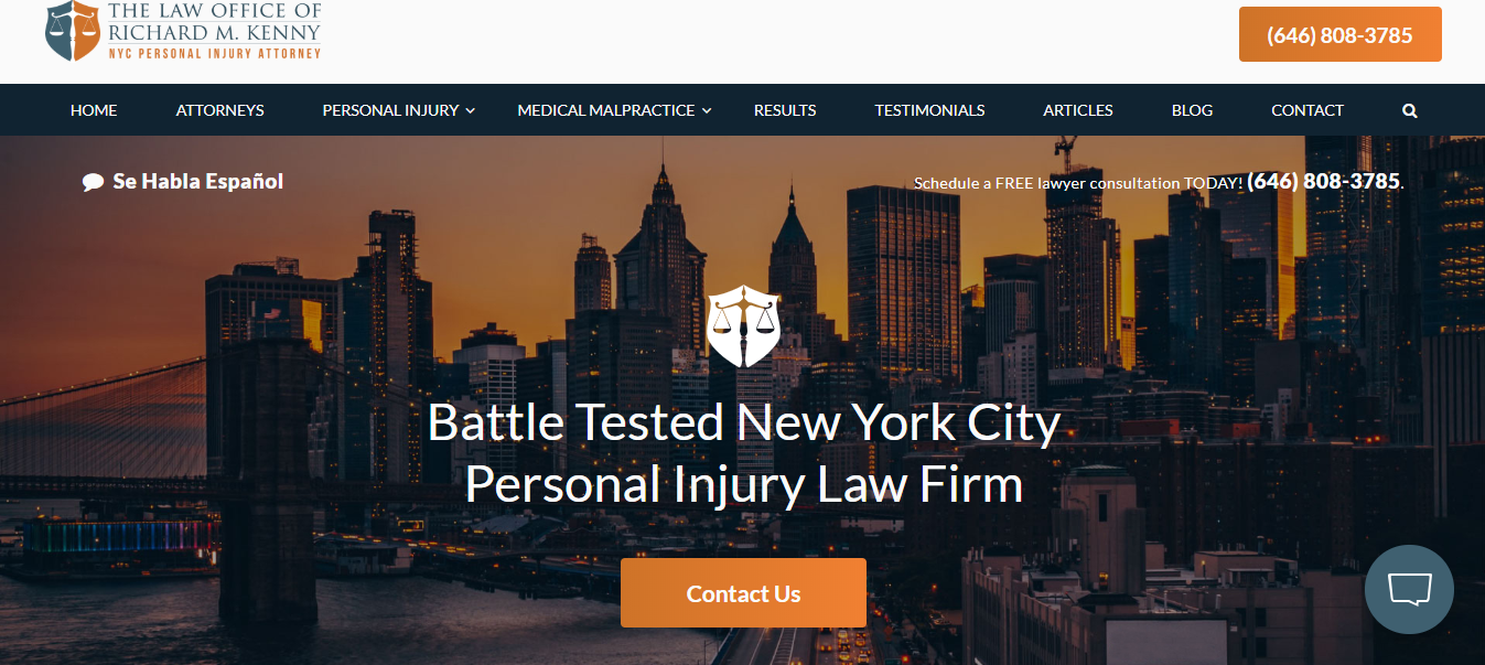 another personal injury law firm in new york