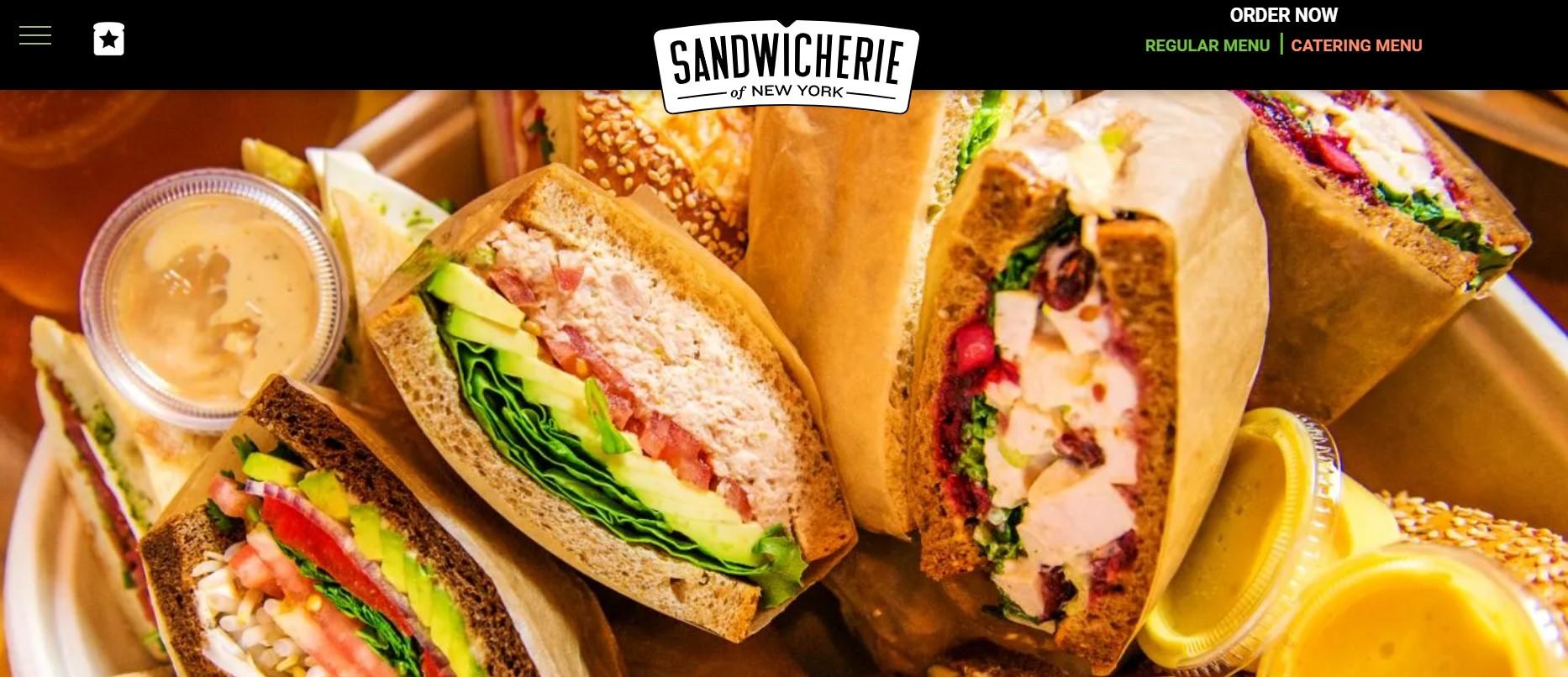 sandwicherie sandwich shop in new york