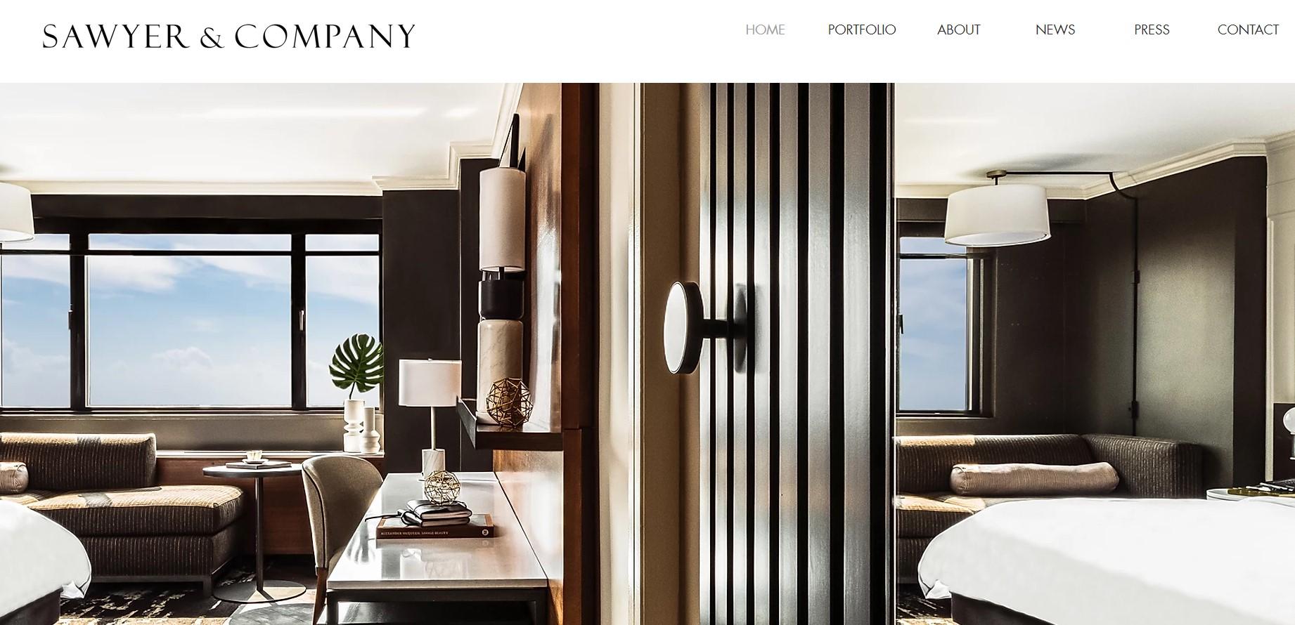 sawyer & co interior designer in new york